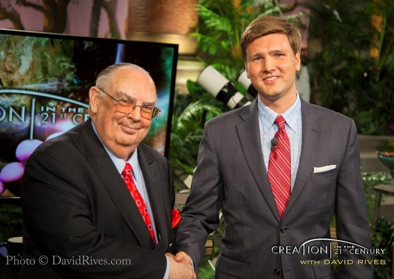Gallery of Photos from July 2014 Creation in the 21st Century with David Rives Taping Session