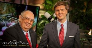 David Rives and Dr. Henry Morris III