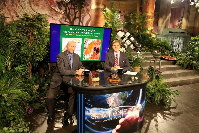 """Creation in the 21st Century"" episode: ""The Grand Canyon: Awesome Proof of Biblical Truth"" with guest Russ Miller of ""Creation, Evolution & Science Ministries"""