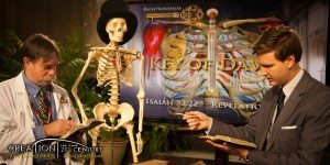 David Rives and Dr. Chuck Thurston (Body Codes)