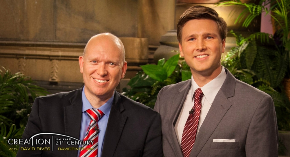 Myth-Interpreting The Bible – with David Rives and Steve Ham on TBN