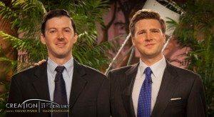 David Rives and Dr. Jason Lisle