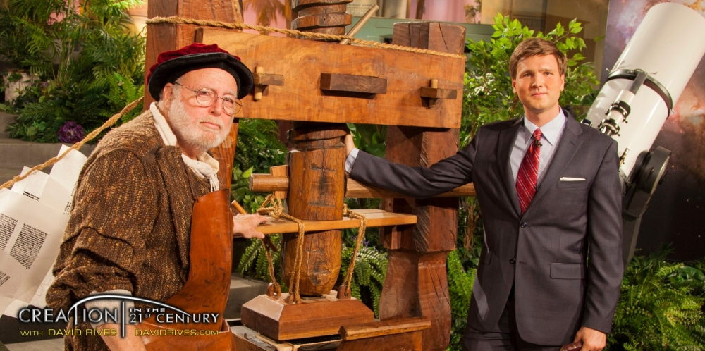 Ancient Finds Confirm Biblical History with David Rives and Dr. Rusty Maisel on TBN