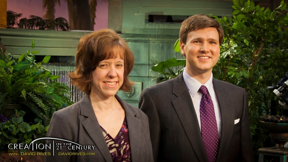 Only One Race – The Biblical Answer To Racism – With David Rives and Dr. Georgia Purdom on TBN