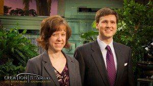 David Rives and Dr. Georgia Purdom