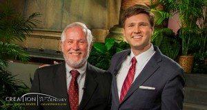 David Rives and Dr. Danny Faulkner