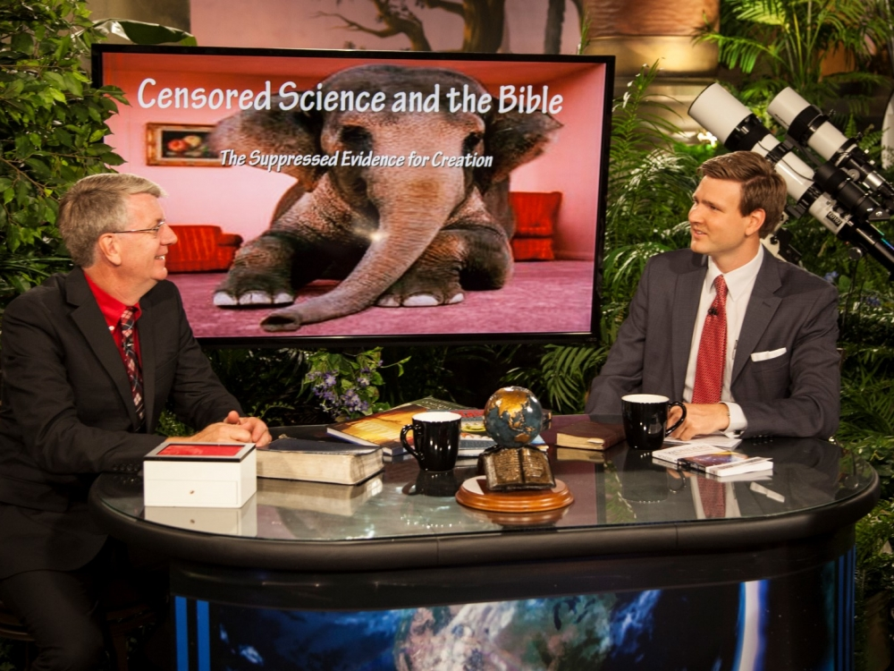 """""""Creation in the 21st Century"""" episode: """"Monkey Business"""" with guest Bruce Malone of """"Search For The Truth Ministries"""""""