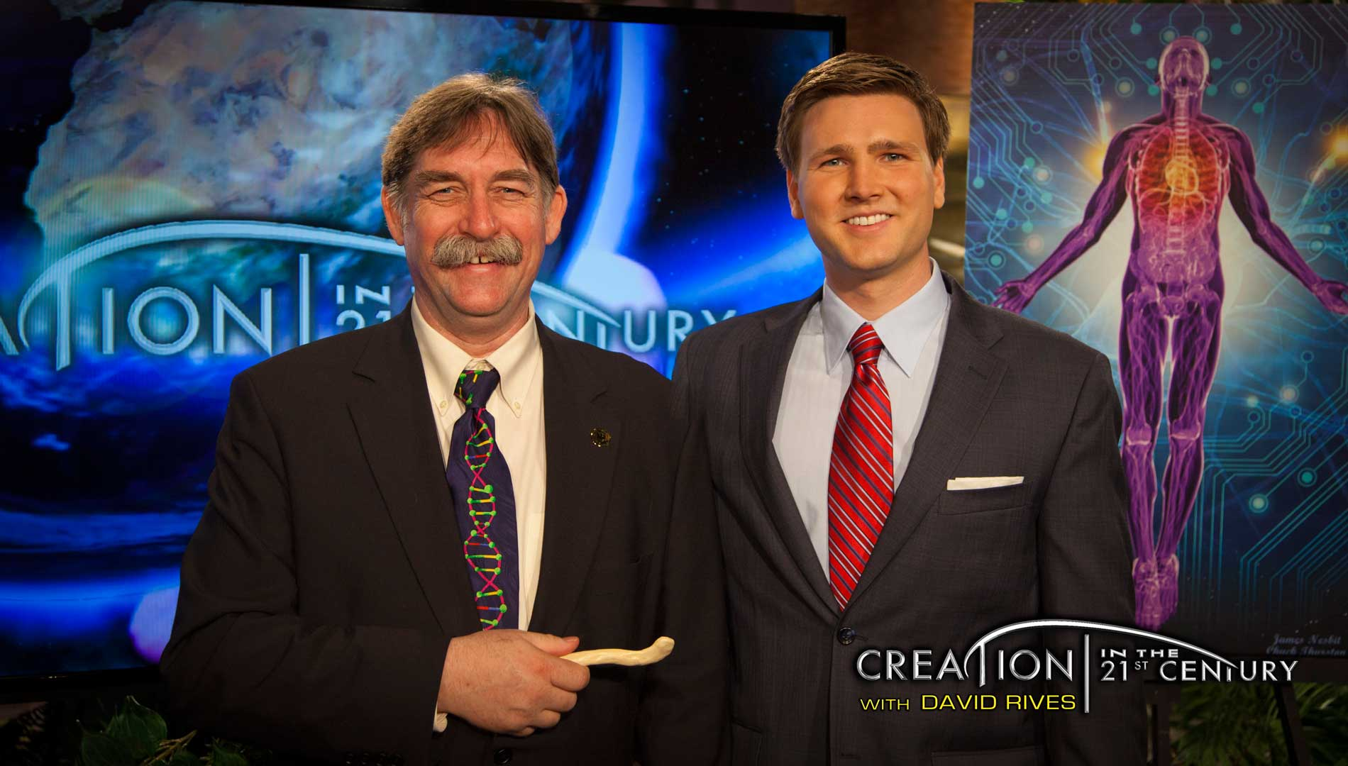 Tuesday on the CHURCH CHANNEL – Medical Doctor Reveals Amazing Patterns In The Human Body