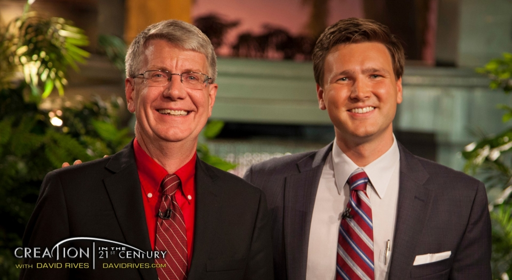 Creation and the Great Commission – With David Rives and Bruce Malone on TBN