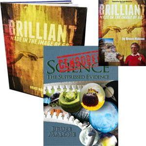 """Brilliant Pack – 2 Books, 1 DVD."