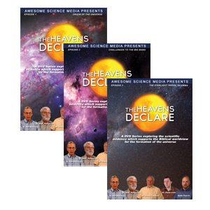 Heavens Declare DVD Set