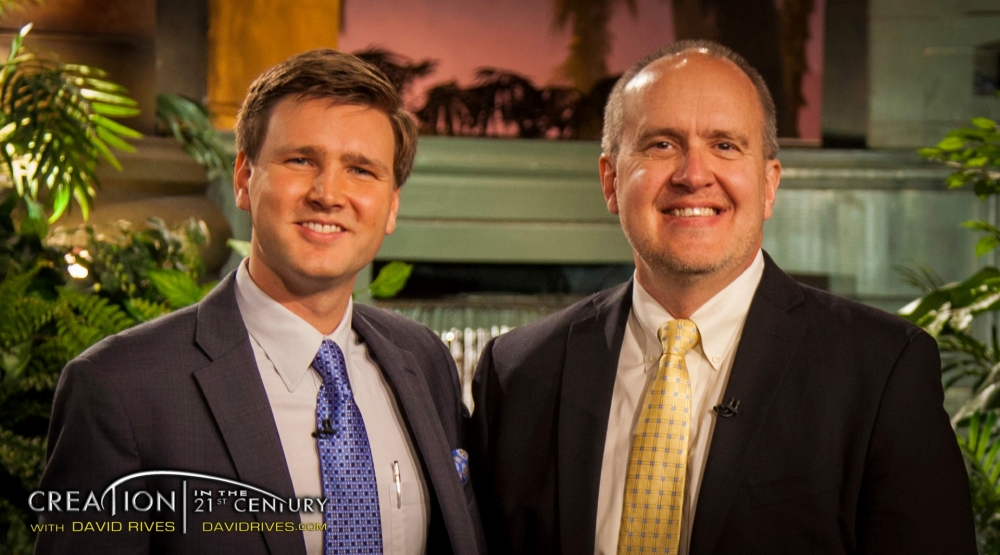 Living Waters – Design in the Oceans – With David Rives and Dr. Paul Nelson on TBN