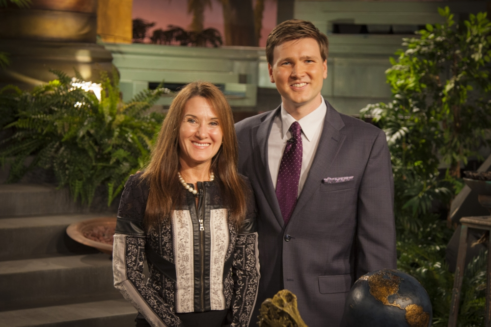 Thinking God and the Quantum Physics Brain – with David Rives and Dr. Caroline Leaf on TBN