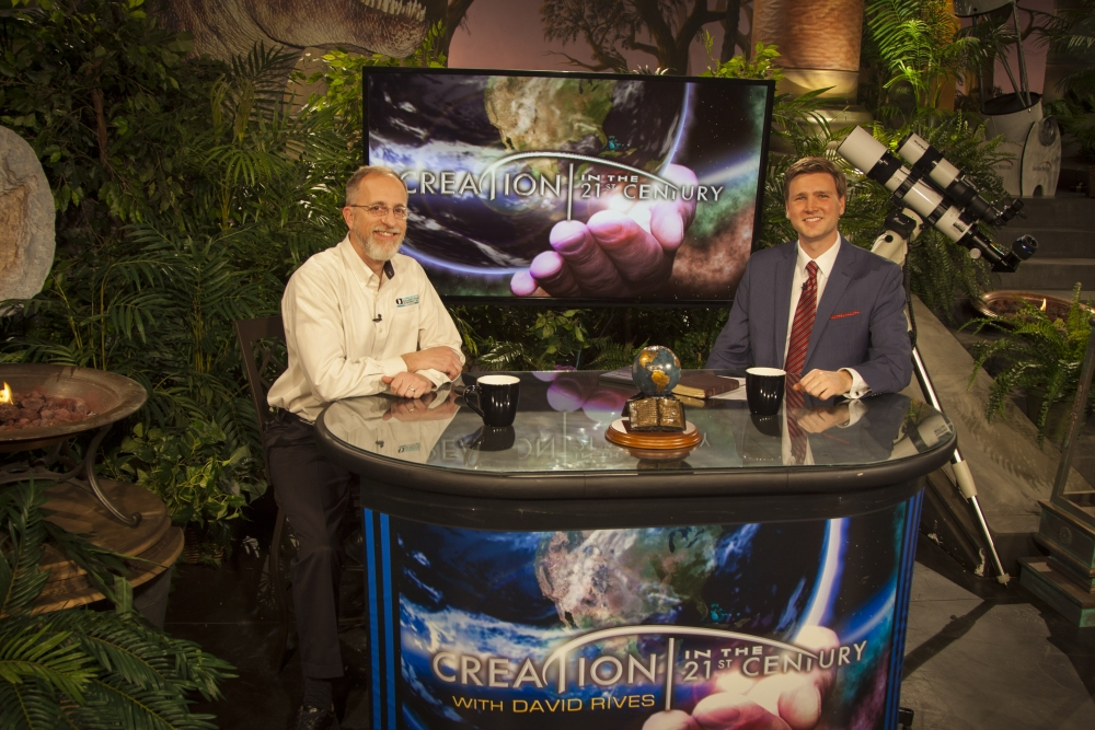 Seven Billion People – Six Thousand Years – with David Rives and Dr. Robert Carter on TBN
