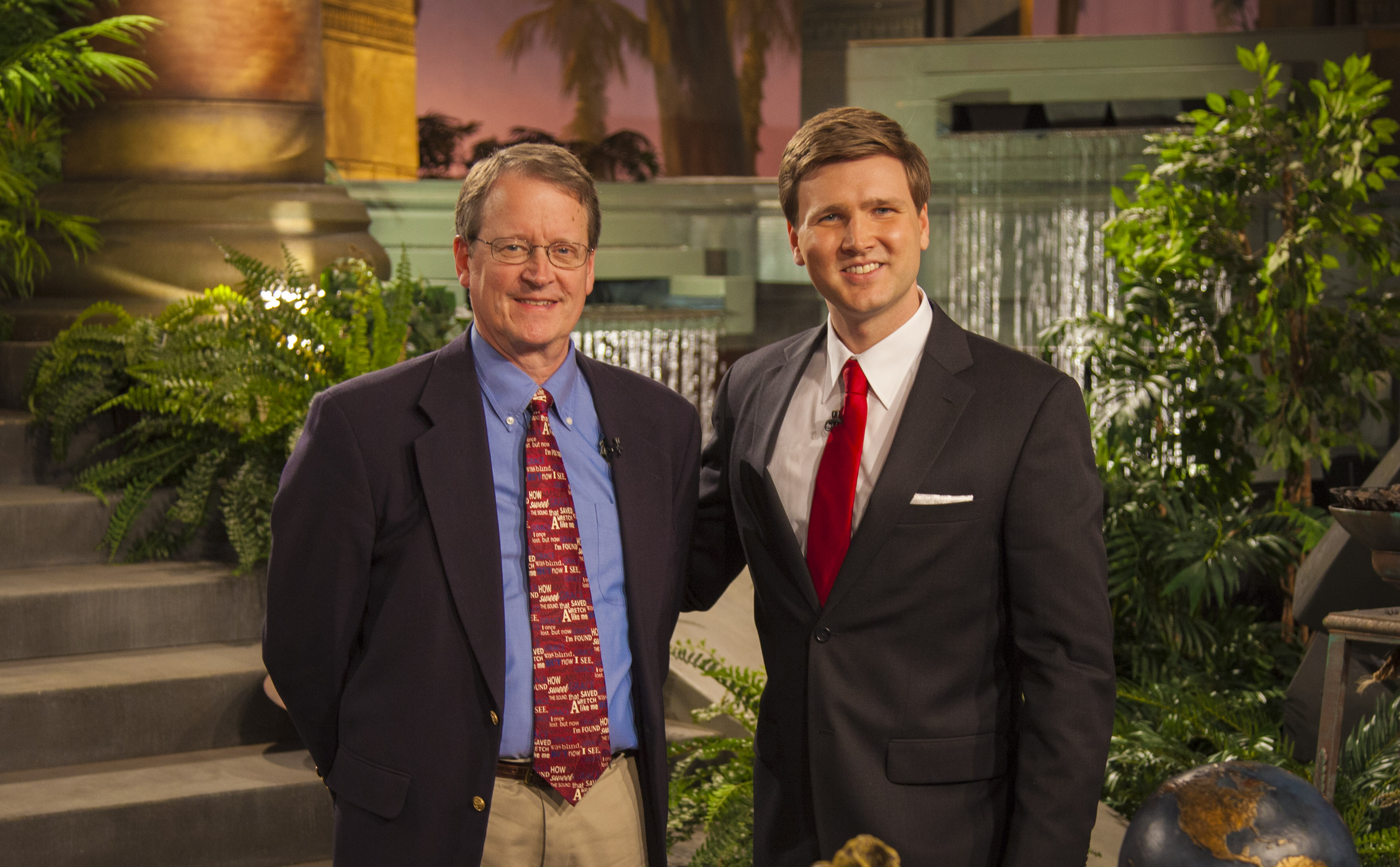 Apemen, Adam, & The Gospel – With David Rives and Dr. Terry Mortenson on TBN