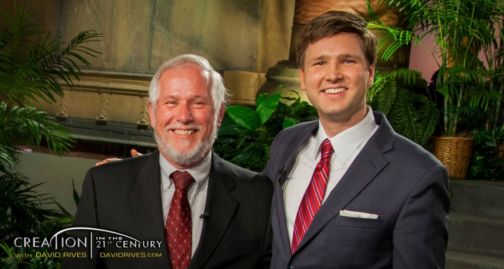 Light Travel and Time – with David Rives and Dr. Danny Faulkner on TBN