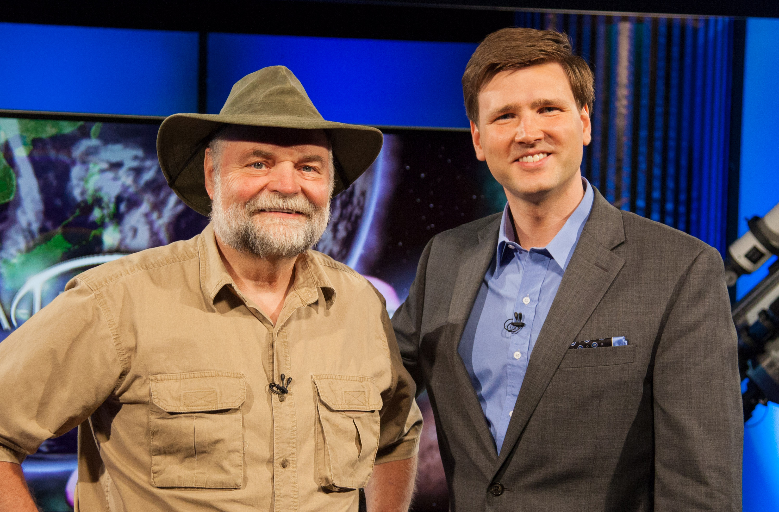 Dinosaurs! Terrible Lizards with David Rives and Buddy Davis on TBN