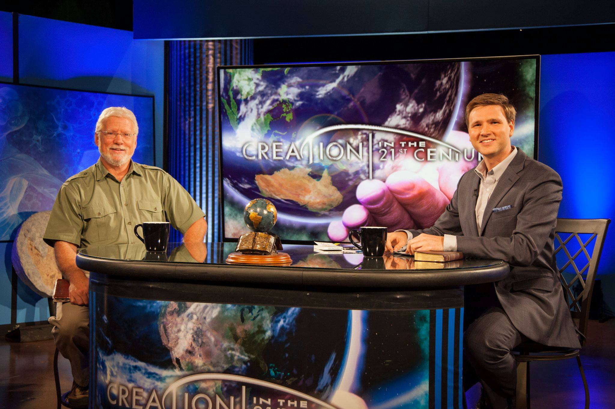 Aunt Lucy?: A Look At Our Ancestors with David Rives and Mike Snavely on TBN