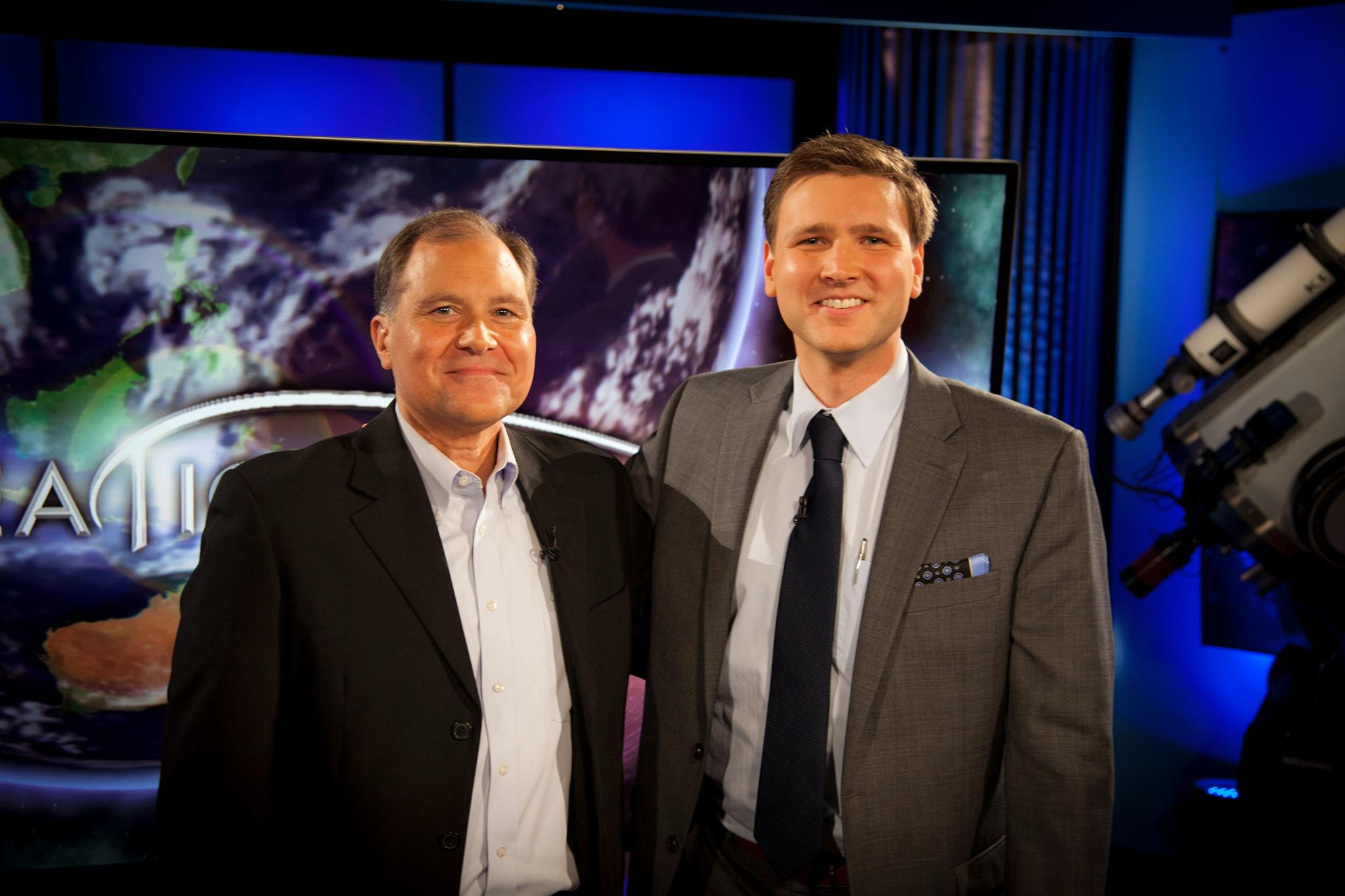 Fable of the Feathered Dinosaur with David Rives and Dr. Tim Clarey on TBN