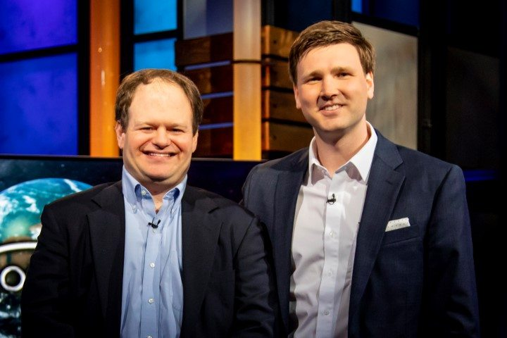 Genesis and Climate Change with David Rives and Dr. Jake Hebert on TBN