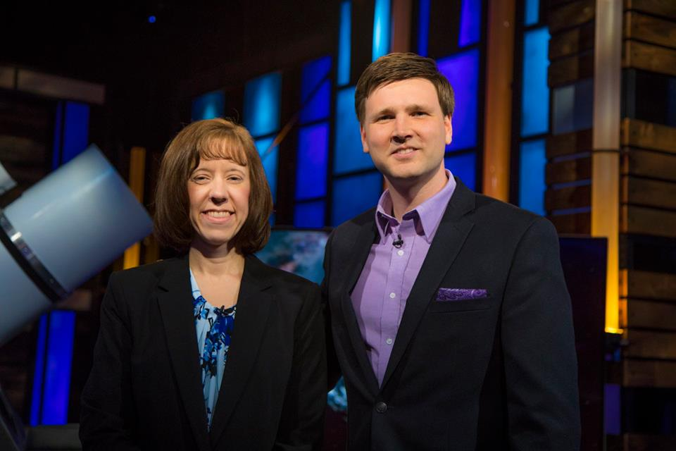 The Genetics of Adam and Eve with David Rives and Dr. Georgia Purdom on TBN