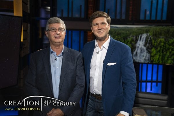 Fossils and Rock Layers with David Rives and Dr. Andrew Snelling on TBN