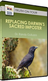 Replacing Darwin's Sacred Imposter DVD