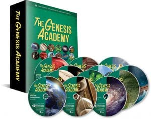 The Genesis Academy 12 DVD Series