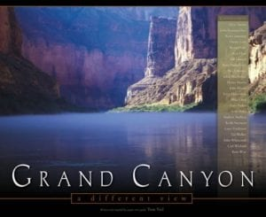 GRAND CANYON A DIFFERENT VIEW BOOK