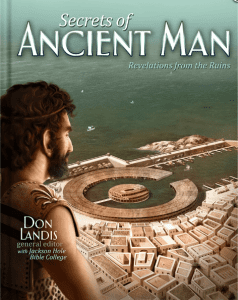 The Secrets of Ancient Man Book