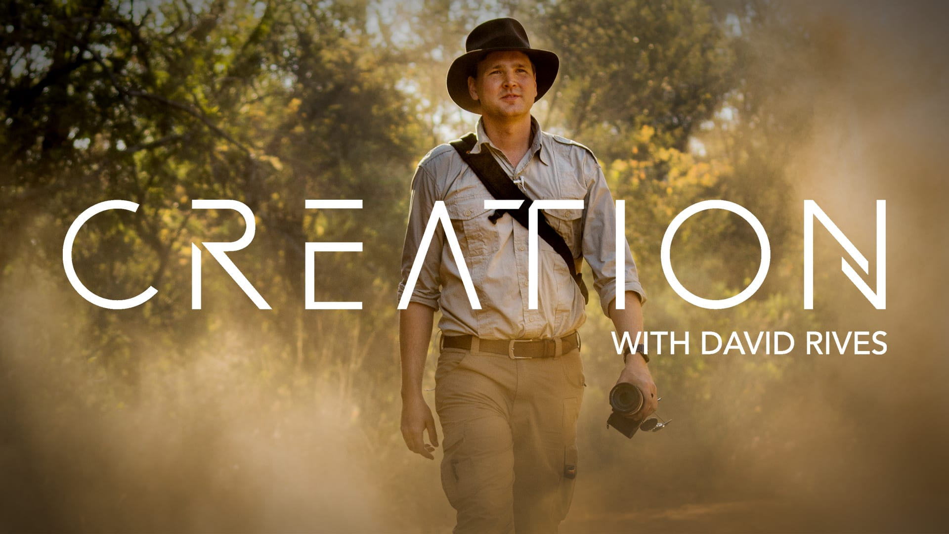Earth's Geology on CREATION with David Rives on TBN